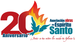 Asociación obras del espiritu santo logo